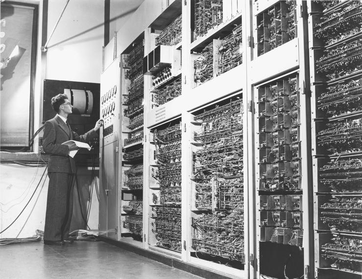 CSIRAC 1951