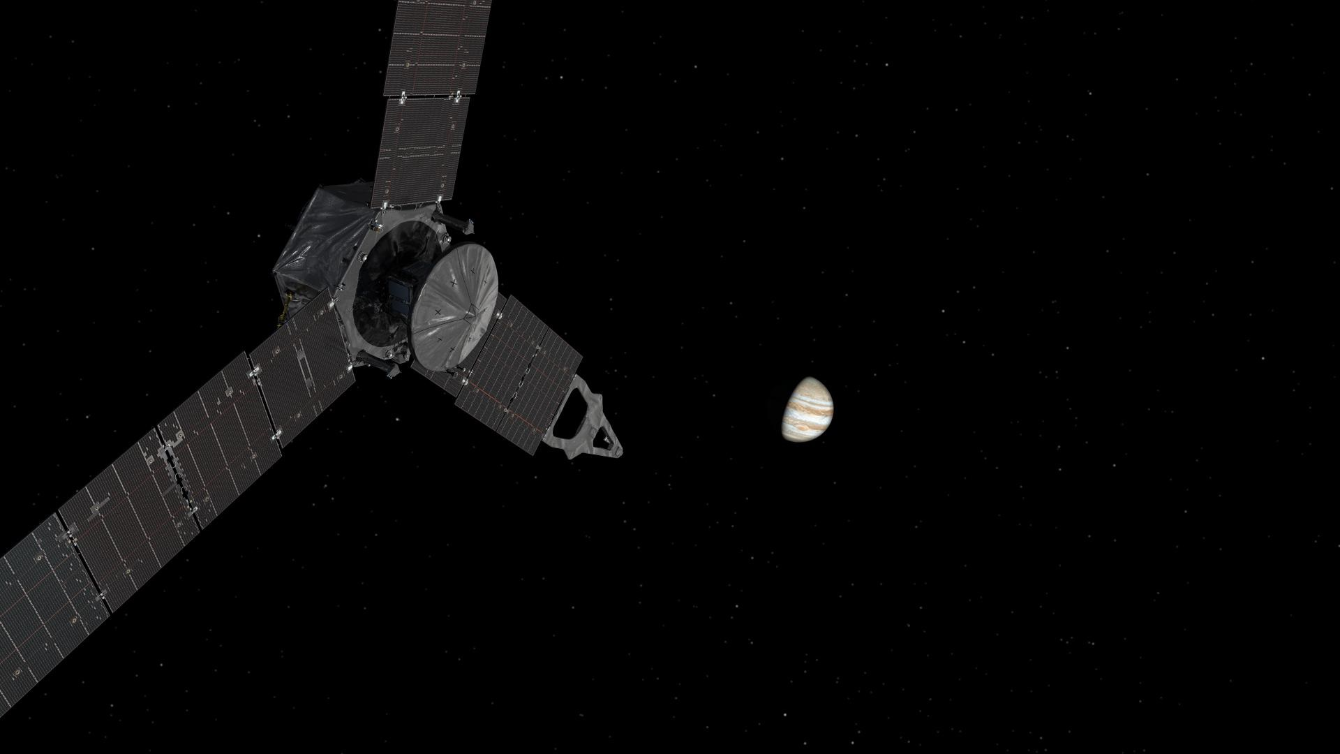 spacecraft to jupiter - photo #4