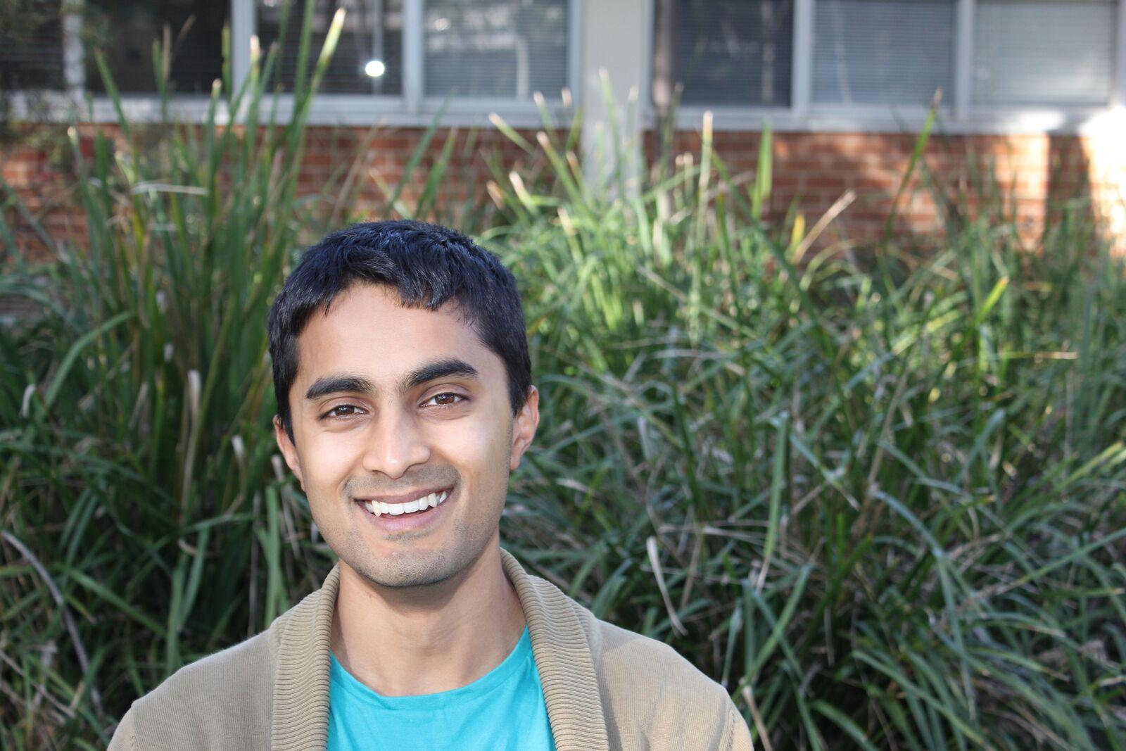 Vikram Ravi.