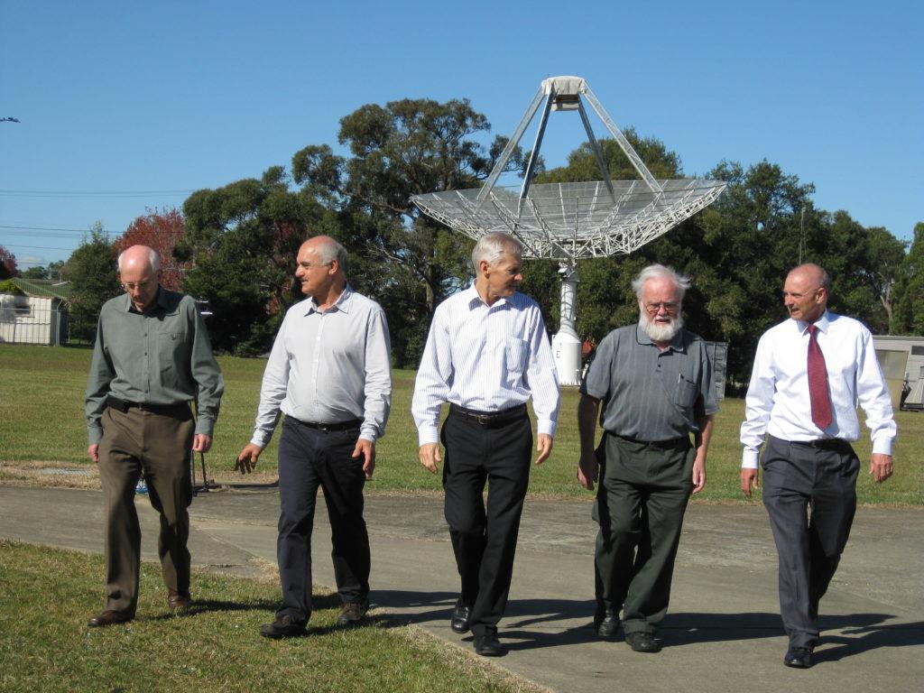 CSIRO WLAN team