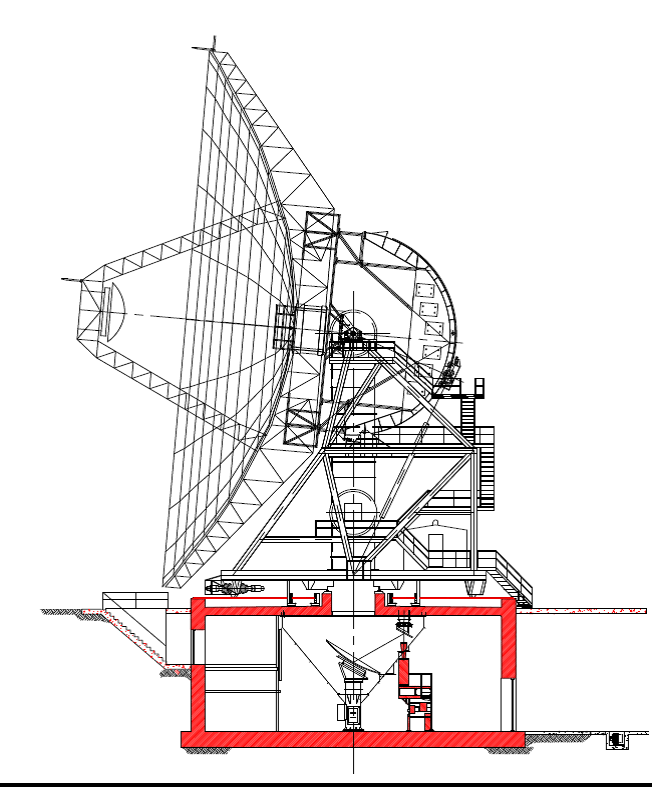 say hello to nasa u2019s latest spacecraft tracking antenna