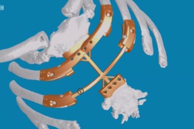 BBC image of the 3D model