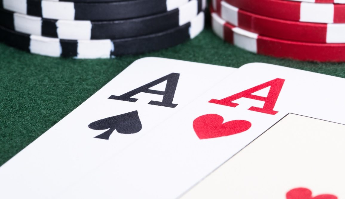 Poker is a harder game for computers to master than chess or Go. Shutterstock