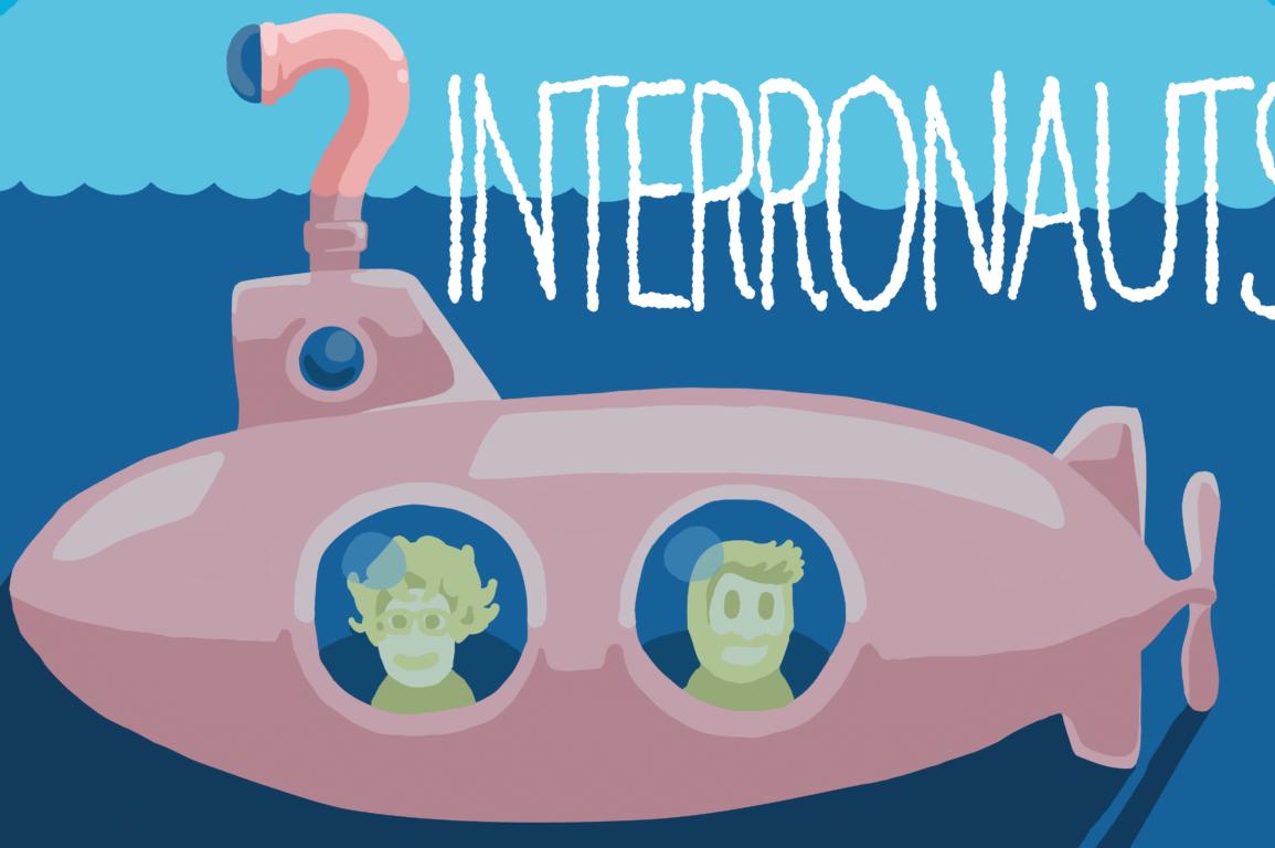 CSIRO podcast Interronauts logo 3-4 ratio for Blog