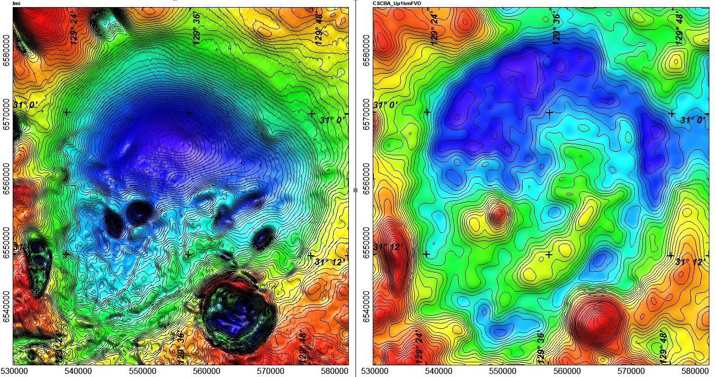 Magnetic Anomaly Map Of The World.Magnetic Mystery On The Nullarbor Csiroscope