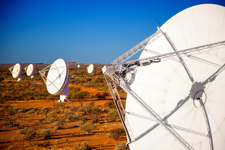 Our Square Kilometre Array Pathfinder Telescope (ASKAP)