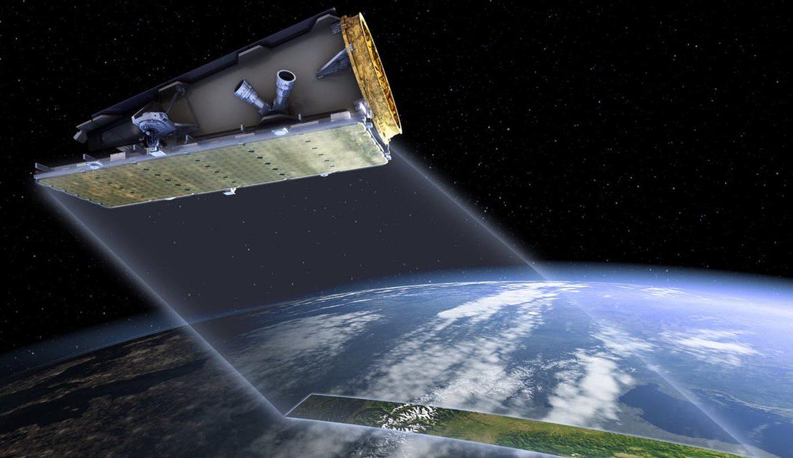 CSIRO leases time from NovaSAR satellite for images of SA bushfires, floods