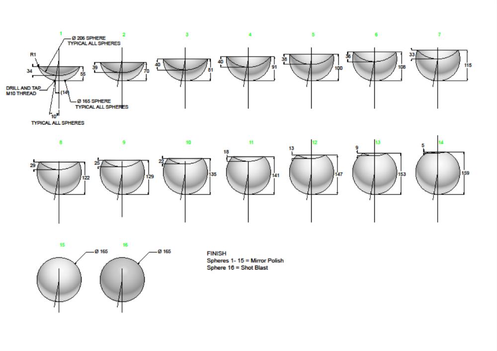 Marion's original design sketch was provided by collaborative artist Alex Kosmas to our Lab 22.