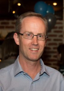 Photo of Geoff Tuck, Team Leader, Oceans and Atmosphere
