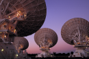 The Australia Telescope Compact Array in Narrabri, NSW. David Smyth/CSIRO, Author provided