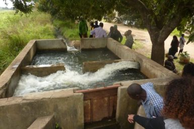 Water management in Tanzania