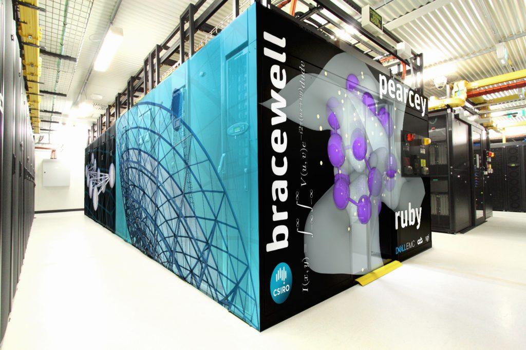 Bracewell supercomputer