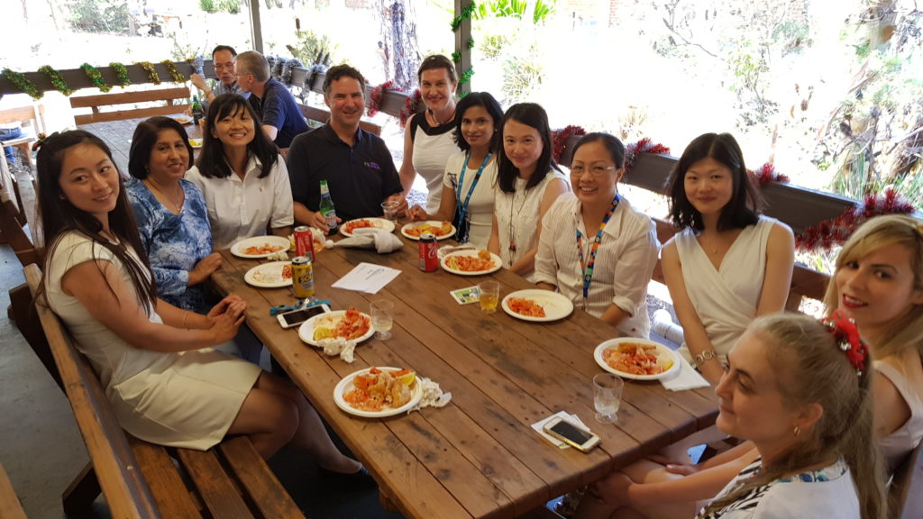 Happy IWD to our finance team, who I caught up with at their Christmas Party last year.