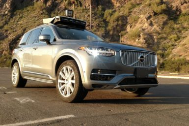 Autonomous vehicles are information-rich platforms thanks to the range of sensors on board that track, monitor and measure everything. Uber