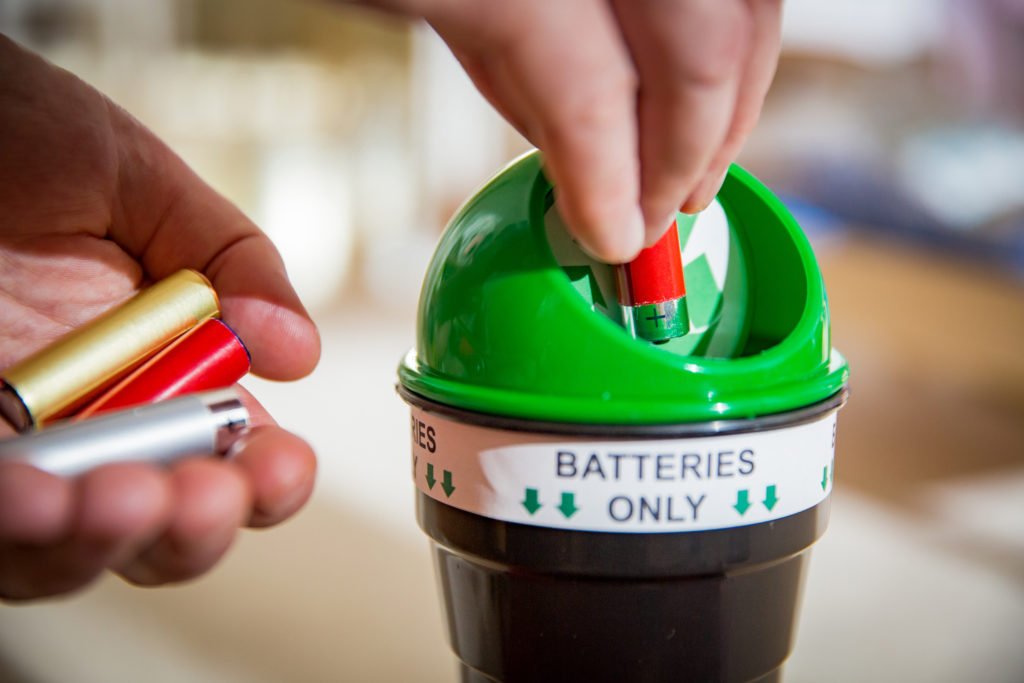 Currently, lithium-ion batteries are only recycled in small quantities, but we have the opportunity to take charge.