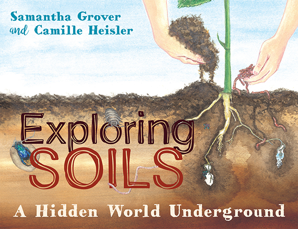 Exploring soils book cover