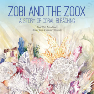Zobi and the Zoox book cover image