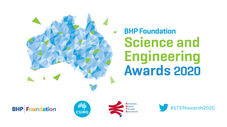 BHP Foundation Science and Engineering Awards 2020