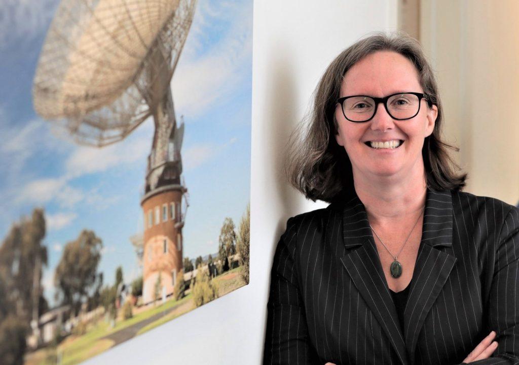 Image of Sarah smiling
