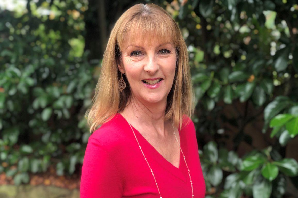 Our senior food microbiologist, Cathy Moir.