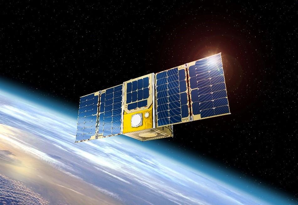 Kineis Nanosatellite ©David Ducros