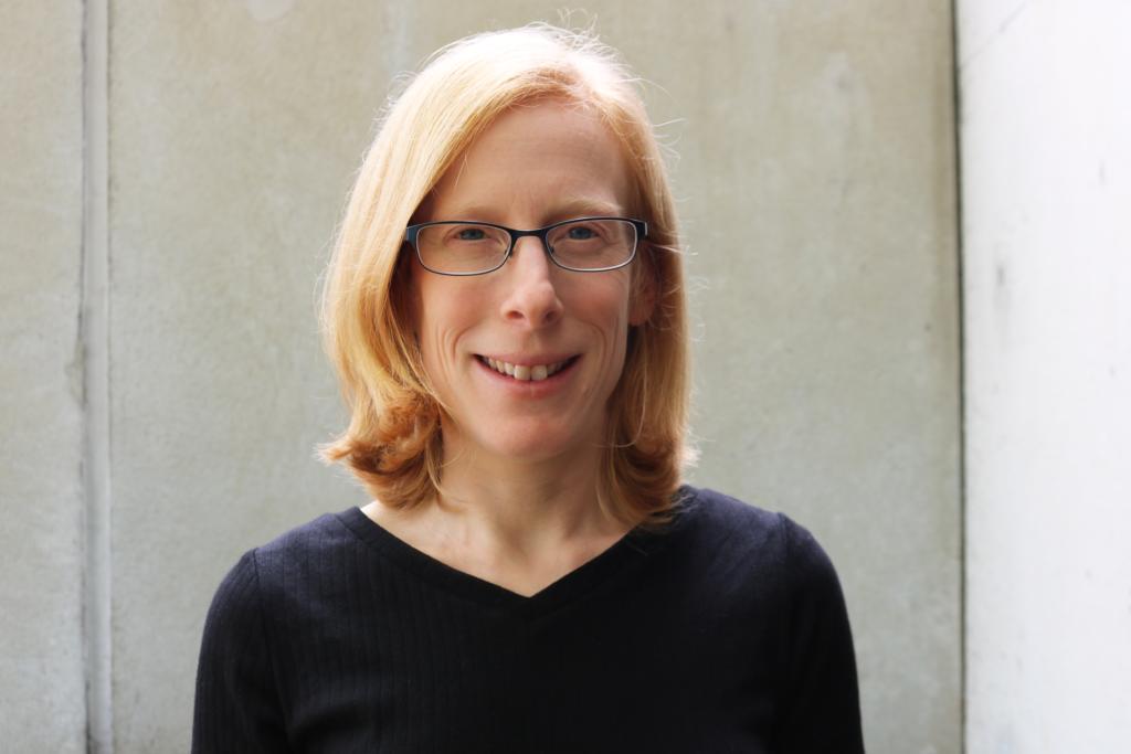 Headshot of Sarah Kummerfeld