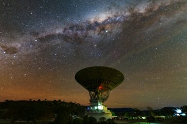 The Canberra Deep Space Communication Complex (CDSCC)