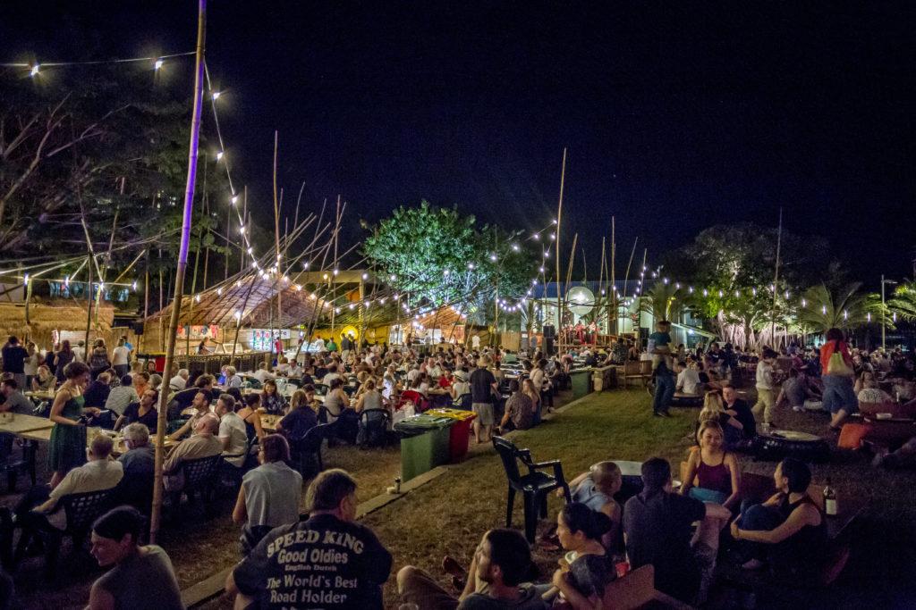 Darwin Festival, Northern Territory, Darwin, improving Darwin's parks