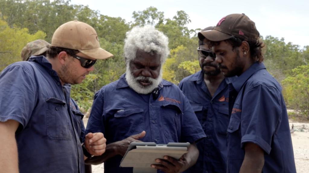 Cape York rangers, indigenous led science