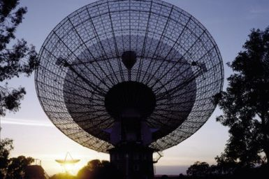 Satellite used to detect fast radio bursts.