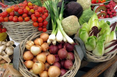 Farm produce to help represent agrifood