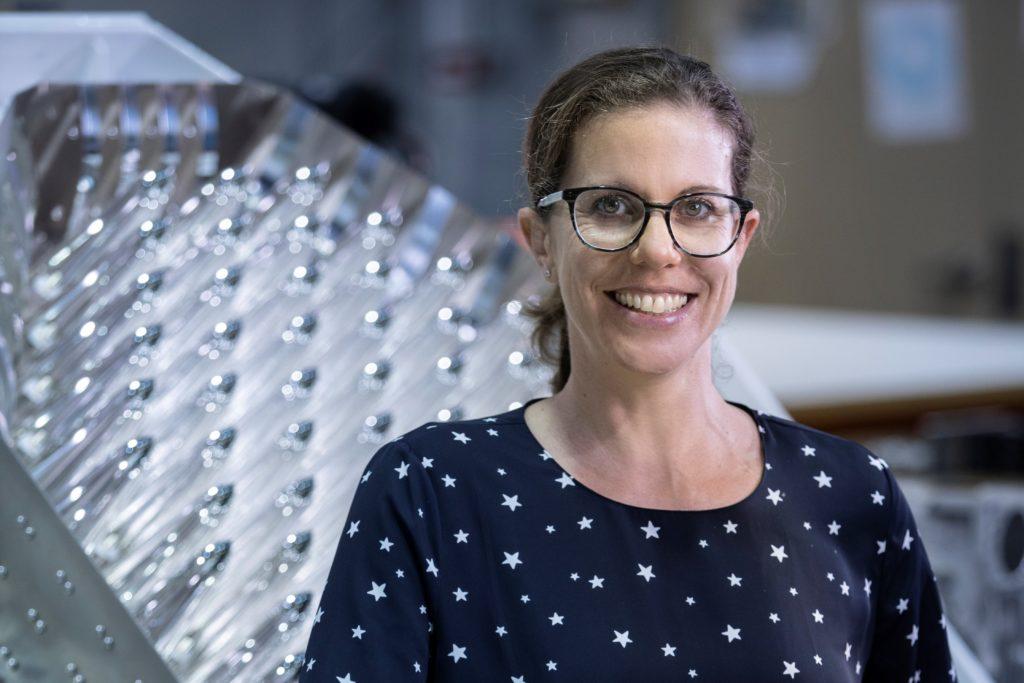 Image of Dr Ilana Feain, founding Director of Quasar Satellite Technologies.