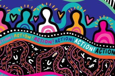 National Reconciliation Week 2021 art