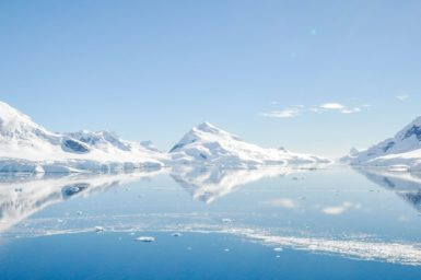 Antarctica's ice shelves